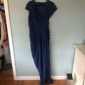 Catherine Maladrino full length formal dress